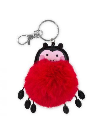 Μπρελόκ Pom Pom, Ladybug