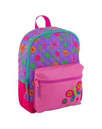 Quilted Rucksack, Butterfly