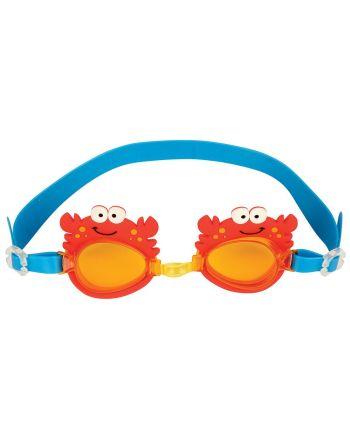 Γυαλάκια Κολύμβησης, Crab