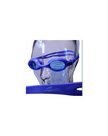 Goggles Κολυμβητηρίου - Θαλάσσης,Μπλε, SwimFin