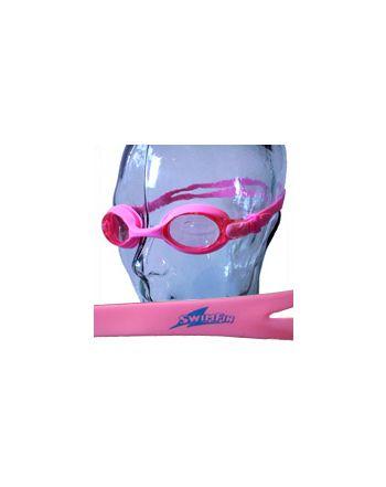 Goggles Κολυμβητηρίου - Θαλάσσης,Ροζ, SwimFin