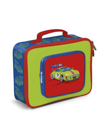 Lunch Bag, Race Car, Crocodile Creek