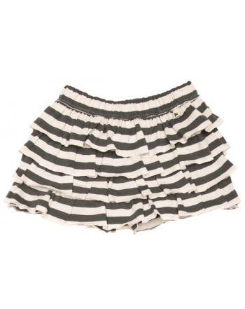 Bounce skirt organic ριγέ, Shampoodle