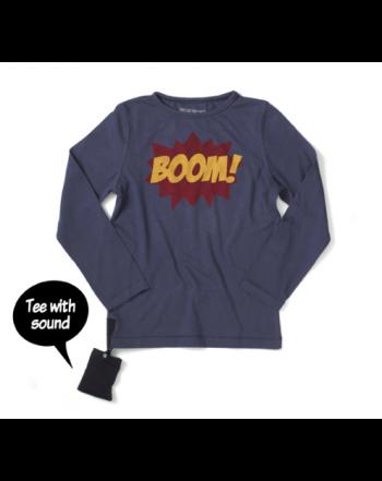 T-Shirt με Ήχο Boom, yporqué