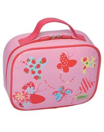 Lunch bag butterfly, Bobble Art