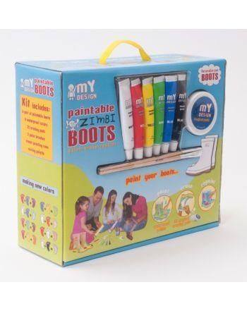 Παιδικές Γαλότσες, My Design Paintable Boots