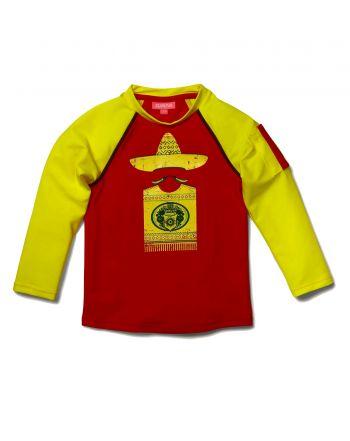 Μπλούζα με προστασία UV, Chilli Pepper