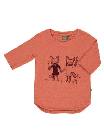 Bieb Organic Fox T-shirt
