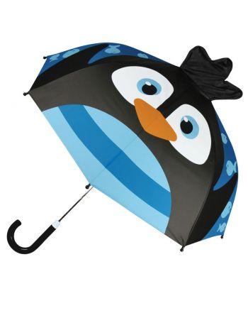 Παιδική Ομπρέλα, Pop Up, Penguin