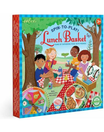 Επιτραπέζιο Παιχνίδι , Lunch Basket