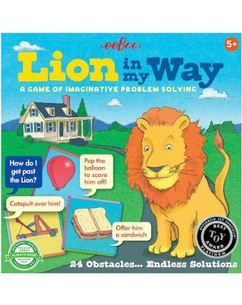 Επιτραπέζιο Παιχνίδι ,Lion In My Way