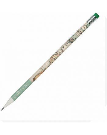 Μολύβι με γόμα - Maps -Legami