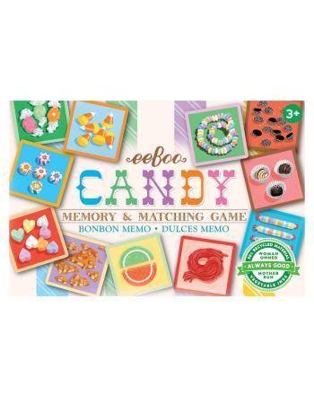 Παιχνίδι Μνήμης, Candy