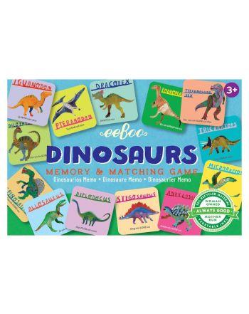 Παιχνίδι Μνήμης, Dinosaurs