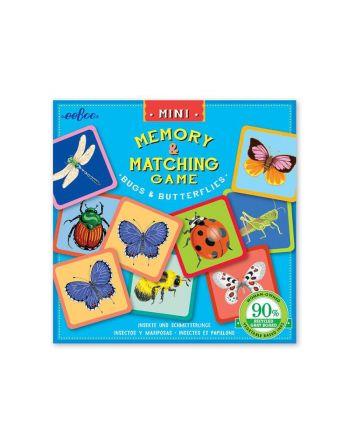 Mini Παιχνίδι Μνήμης, Bugs & Butterflies