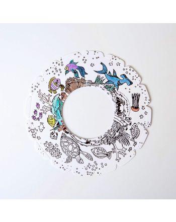 myRoodi, Color in Throwing Discs