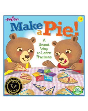 Επιτραπέζιο Παιχνίδι Αριθμητικής, Make a Pie