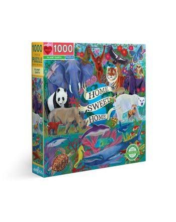 Puzzle 1000 κομ Piece & Love, Planet Earth