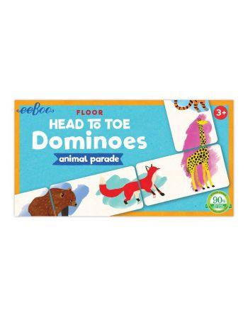 Επιτραπέζιο Παιχνίδι, Head to Toe Dominoes