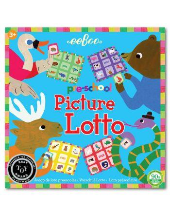 Επιτραπέζιο Παιχνίδι, Picture Lotto