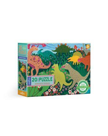 Παιδικό Puzzle 20 κομ, Dinosaur Friends
