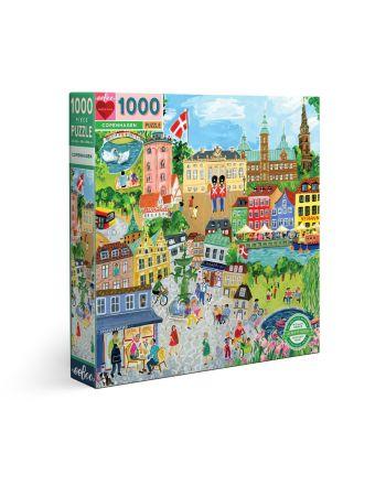 Puzzle 1000 κομ Piece & Love, Copenhagen