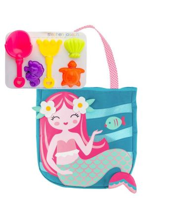 Τσάντα θαλάσσης με παιχνίδια, Mermaid