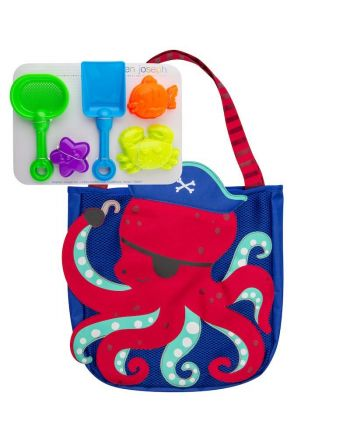 Τσάντα θαλάσσης με παιχνίδια, Octopus Pirate