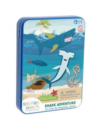 On the Go, Μαγνητικο Παιχνιδι, Shark
