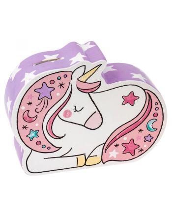 Κεραμικός Κουμπαράς, Unicorn