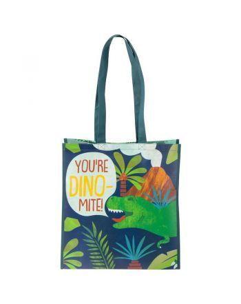 Οικολογικό Τσαντάκι Large, Dino
