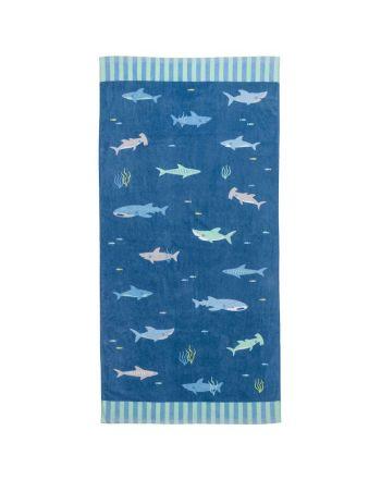 Παιδική Πετσέτα, Shark