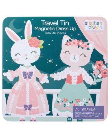 Μαγνητικό Παιχνίδι, Travel Tin, Bunny