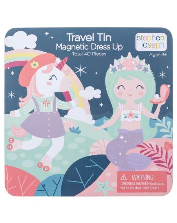 Μαγνητικό Παιχνίδι, Travel Tin, Unicorn