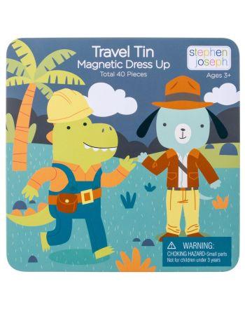 Μαγνητικό Παιχνίδι, Travel Tin, Dino