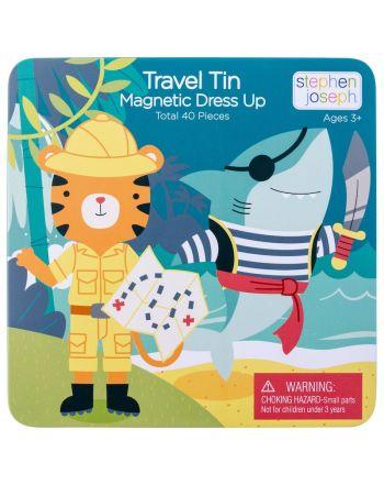 Μαγνητικό Παιχνίδι, Travel Tin, Shark
