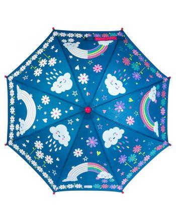 Παιδική Ομπρέλα, Που αλλάζει χρώμα, Rainbow