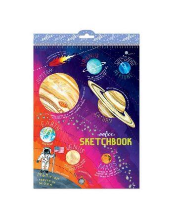 Μπλοκ Ζωγραφικής, Space Adventure