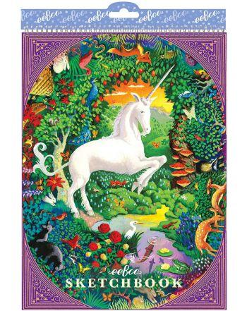 Μπλοκ Ζωγραφικής, Unicorn