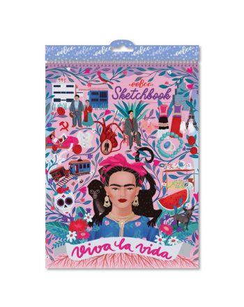 Μπλοκ Ζωγραφικής, Viva La Vida