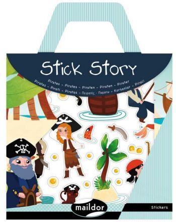 Αυτοκόλλητα, Stick Story, Pirates