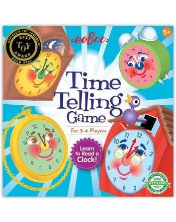 Επιτραπέζιο Παιχνίδι, Time Telling Game