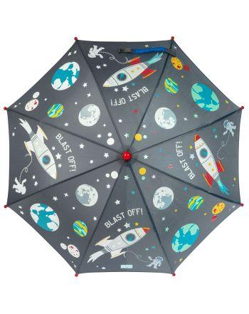 Παιδική Ομπρέλα, Που αλλάζει χρώμα,Space