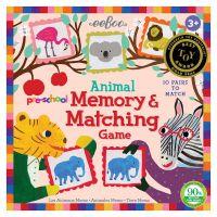 Παιχνίδι Μνήμης, Animal