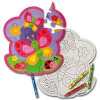 Play & Craft Puzzle, Garden